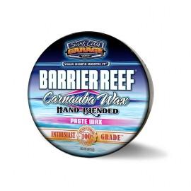 Barrier Reef Reg Carnauba Paste Wax 592 1c0