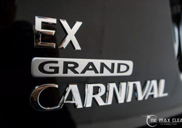 ฟิล์มใสกันรอย Kia Grand Carnival