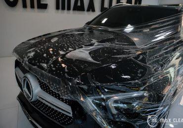 ฟิล์มใสกันรอย Benz GLE300d