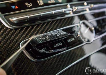 ฟิล์มใสกันรอย Mercedes-AMG CLS 53