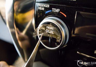 ฟิล์มใสกันรอยภายใน Toyota Alphard