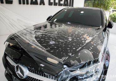 ฟิล์มใสกันรอย Mercedes-Benz C300e
