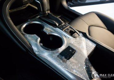 ฟิล์มใสกันรอยภายใน Toyota Camry
