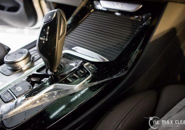 ฟิล์มใสกันรอยภายใน BMW X3
