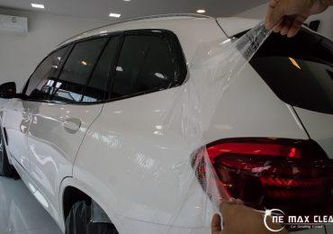 ฟิล์มใสกันรอย BMW X3