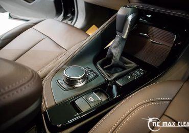 ฟิล์มใสกันรอยภายใน BMW X1