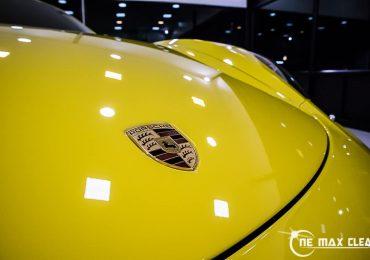 ฟิล์มใสกันรอย Porsche 718 Boxster