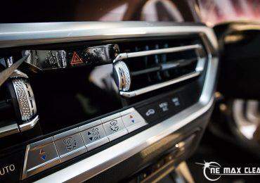 ฟิล์มใสกันรอยภายใน BMW 320d