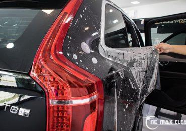 ฟิล์มกันรอยรถยนต์ Volvo XC90 T8