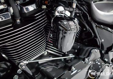 ฟิล์มใสกันรอย Harley-Davidson Street Glide
