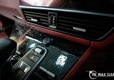 ฟิล์มใสกันรอย Porsche Cayenne Coupe